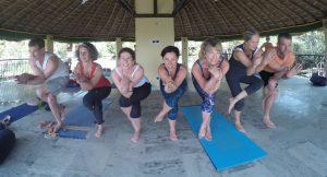 Yoga Eagles