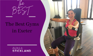 Best gyms in Exeter