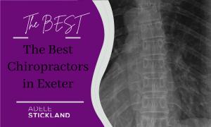best chiropractors in Exeter